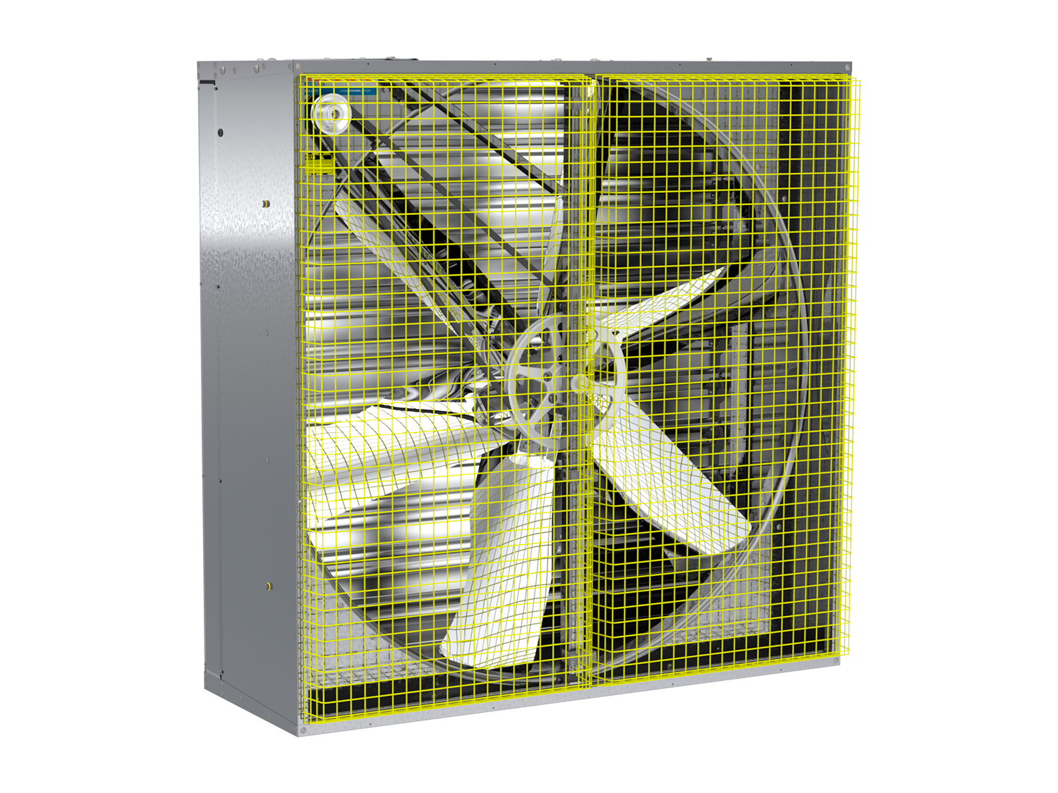 Exhaust Fan Eas 53 Corti Avioeste